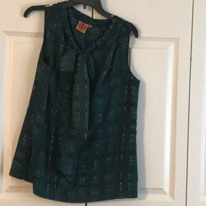 Tory Burch sleeveless shirt